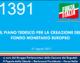1391 – IL PIANO TEDESCO PER LA CREAZIONE DEL FONDO MONETARIO EUROPEO