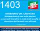 1403 – INTERVENTO ON. CARFAGNA