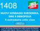 1408 – SONDAGGI – IL CDX UNITO VINCE