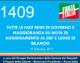 1409 – TUTTE LE FAKE NEWS DI GOVERNO E MAGGIORANZA SU NOTA DI AGGIONAMENTO AL DEF E LEGGE DI BILANCIO