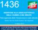 1436 – MODIFICHE ALLA LEGGE ELETTORALE DELLA CAMERA E DEL SENATO