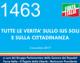 1463 – TUTTE LE VERITA' SULLO IUS SOLI E SULLA CITTADINANZA