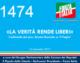 1474 – LA VERITA' RENDE LIBERI – Renato Brunetta su 'Il Foglio'