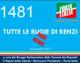 1481 – TUTTE LE BUGIE DI RENZI – FAKE NEWS