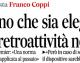 """""""Negano che sia eleggibile, ma la retroattività non c'è"""" – Intervista a Franco Coppi, legale del Presidente Berlusconi su 'Il Messaggero'"""