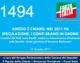 1494 – ADESSO È CHIARO: NEL 2011 FU SPECULAZIONE, I CONTI ERANO IN ORDINE