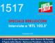 1517 – SPECIALE BERLUSCONI INTERVISTA A 'RTL 102.5'