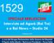 1529 – SPECIALE BERLUSCONI INTERVISTA AD AGORA' (RAITRE) E A RAI NEWS – STUDIO 24