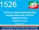 TUTTE LE CONTRADDIZIONI DEL PROGRAMMA DEL PARTITO DEMOCRATICO (Capitolo Lavoro)