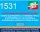 1531 – Ultimi sondaggi Euromedia ed Emg – Il centrodestra a un passo dalla maggioranza assoluta