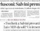 """INTERVISTA A SILVIO BERLUSCONI (Corriere della Sera): """"TOCCHERA' A SALVINI PROVARCI. LUI E M5S DA SOLI? UN IRCOCERVO"""""""